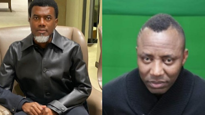 Omoyele Sowore Is Of His Father, The Devil – Activist Blows Hot
