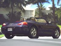 Porsche Boxster - Revell SnapTite 1/24