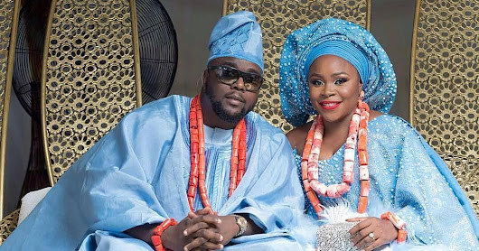 OMAWUMI WEDS TOSIN YUSUF - TRADITIONAL WEDDING PICTURES