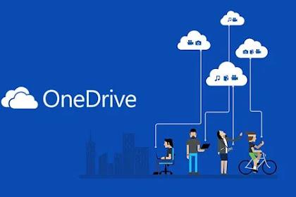 Cara Aman Menyimpan Data Penting di One Drive