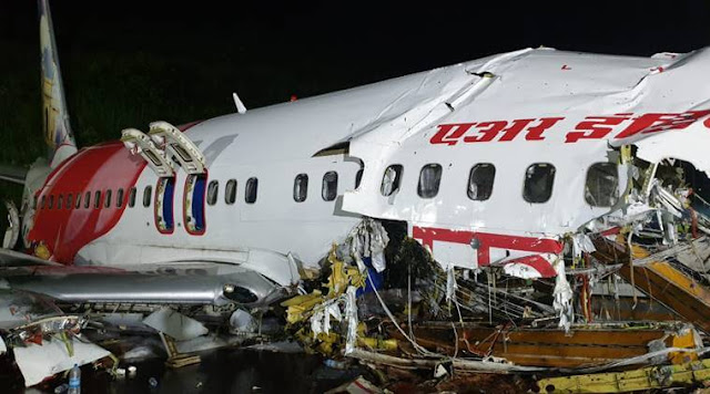 AIR INDIA FLIGHT CRASH KERALA the end what happened 2020