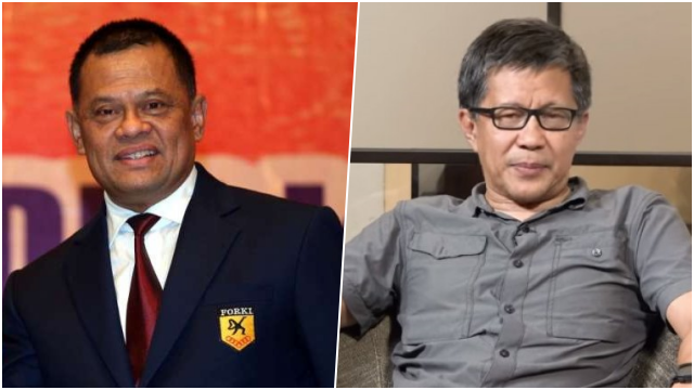 KedaiKOPI: Gatot dan Rocky Gerung Jadi Tokoh Oposisi Paling Layak Jadi Presiden 2024
