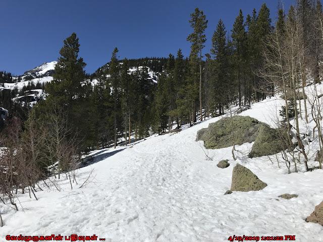 Bear Lake Natural LoopTrail Rocky Mt