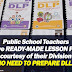 Teachers receive READY-MADE DLPs, No Need for DLLs