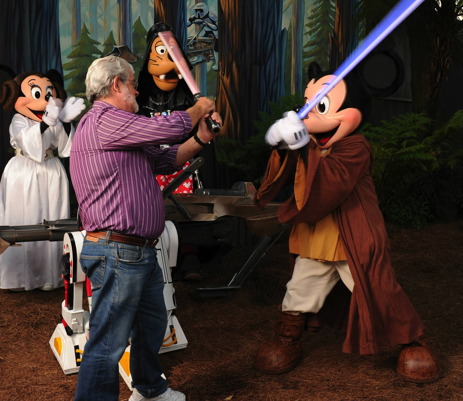 George Lucas Star Wars 8