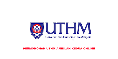 Permohonan UTHM Februari 2020 Online (Ambilan Kedua)