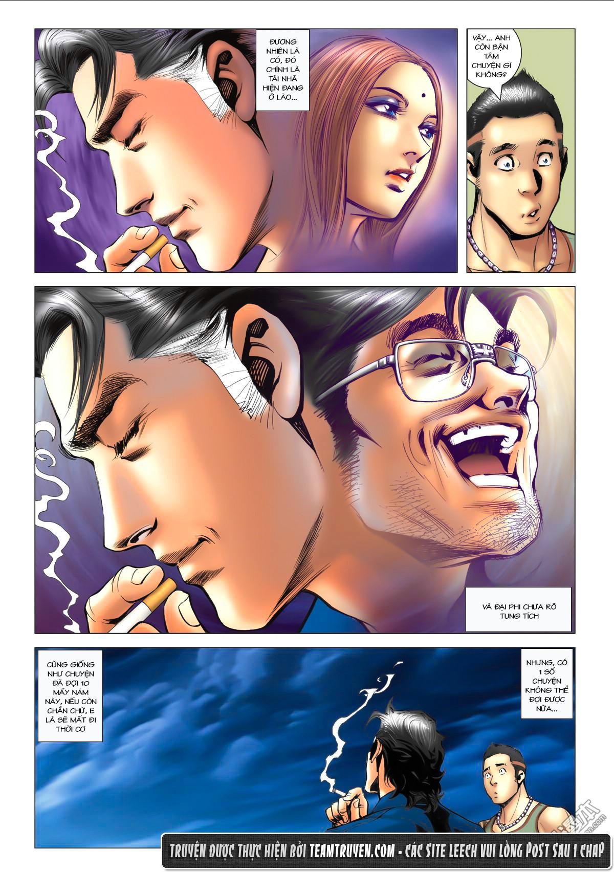Người Trong Giang Hồ NetTruyen chap 1503 - Trang 23