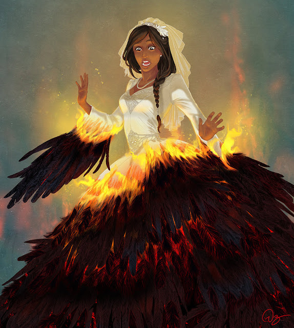 Katniss Everdeen, por Palnk