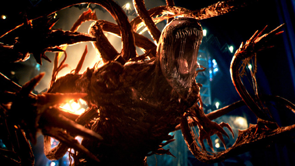 Carnage (Woody Harrelson) is ready to cause chaos in VENOM: LET THERE BE CARNAGE.