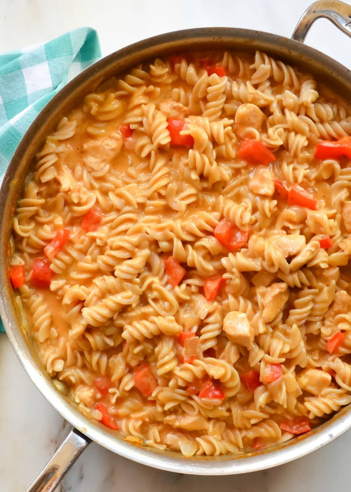 Chicken Macaroni and Cheese Helper