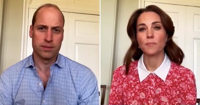 Kate i William nagrali specjalną wiadomość z okazji Tygodnia Świadomości Zdrowia Psychicznego