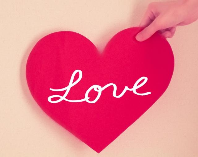人を愛する イメージ