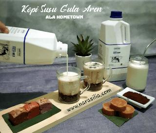 Cara Mudah Bikin Kopi Susu Gula Aren Enak Sendiri Di Rumah