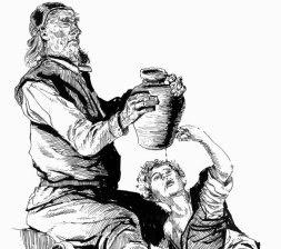 Resultado de imagen para jarron de vino