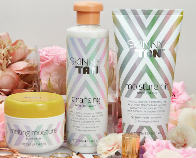 NEW | Skinny Tan's Rainbow Range Review, Lovelaughslipstick Blog