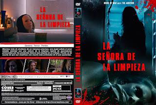 LA SEÑORA DE LA LIMPIEZA – THE CLEANING LADI – 2019 [COVER – DVD]
