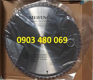 Lưỡi cưa cắt gỗ Meifeng 305x60T
