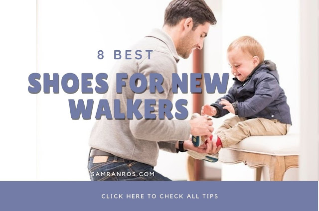 Best Shoes for New Walkers