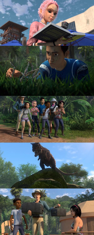 Jurassic World: Camp Cretaceous S02 2021