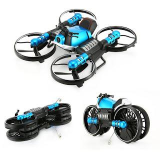 Spesifikasi Drone HeHengDa Toys H6 - OmahDrones