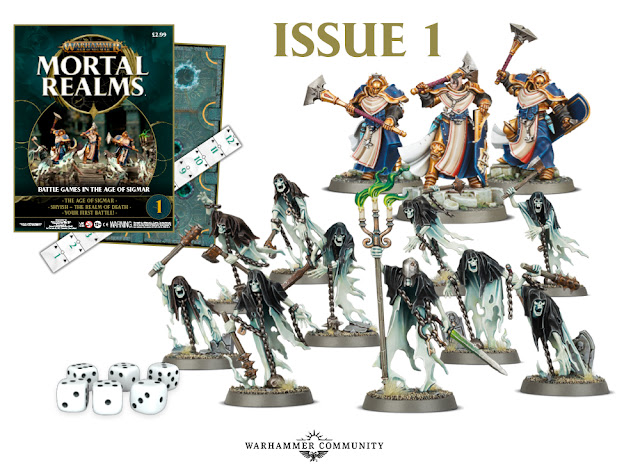 Colección Mortal Realms