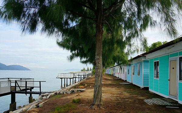 Fishing Resort Malaysia