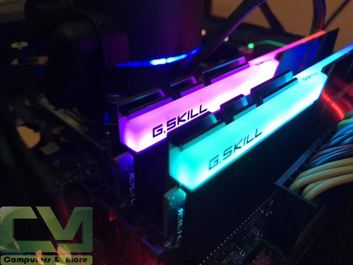 G Skill Trident Z RGB 16GB 3200Mhz Review