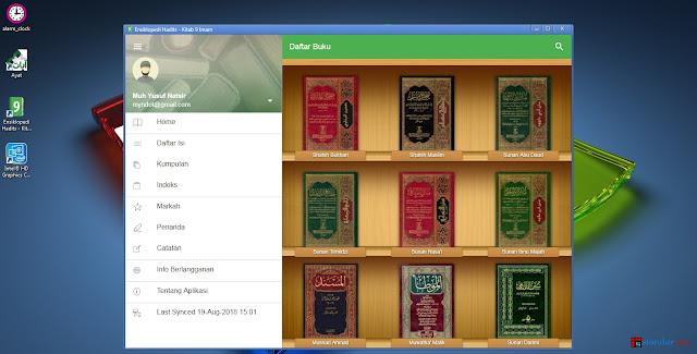 Ensiklopedi Hadits Kitab 9 Imam, Aplikasi Muslim Terbaik Untuk Mengenal Hadist-01