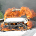Τι κάνουμε σε περίπτωση που το αυτοκίνητο πιάσει φωτιά