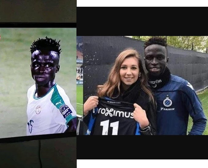 AFCON2019: 'I'm sad to see some African brothers making fun of my physical appearance'- Senegalese footballer, Diatta Krepin slams social media bullies