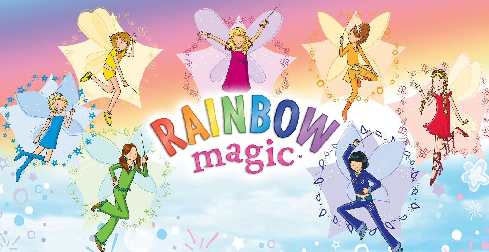 veni vidi dolli review rainbow magic fairies plush. Black Bedroom Furniture Sets. Home Design Ideas