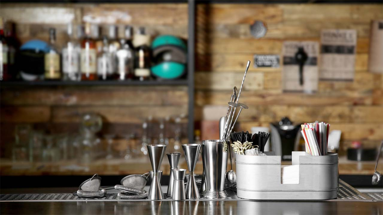 Accessories And Equipment For Bars