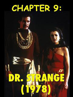 Dr. Strange Marvel TV show 1978
