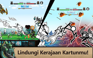 Cartoon Wars 3 Apk Full Terbaru