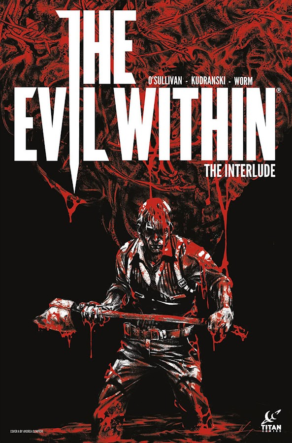 the evil within 2 titan comics