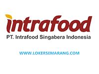 Loker Terbaru Pati, Kudus, Jepara, Rembang & Blora di PT. Intrafood Singabera Indonesia
