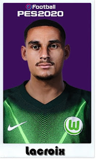 PES 2021 Faces Maxence Lacroix by Shaft