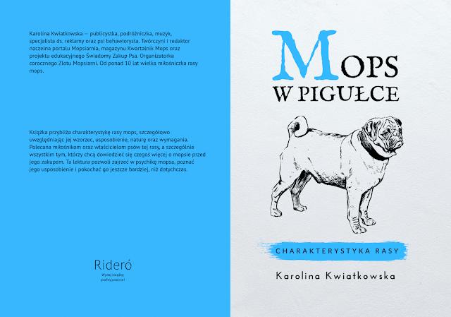 Książka o mopsach