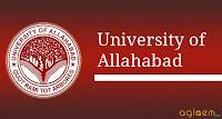 teaching job Allahabad university