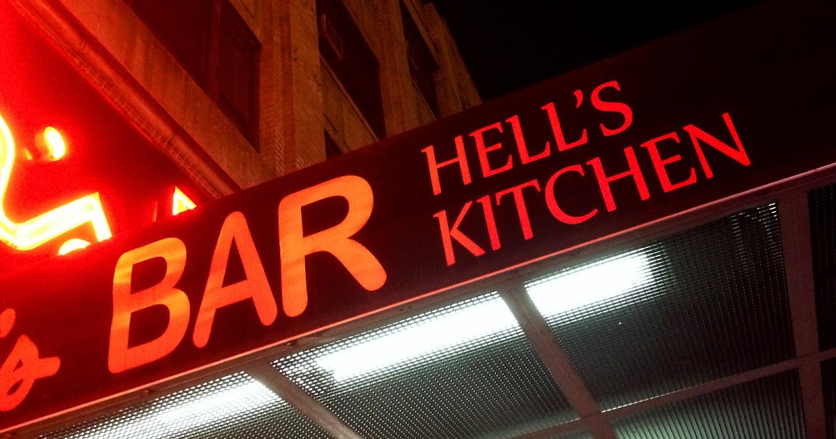 Hell S Kitchen Nyc Daredevil