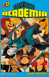 My Hero Academi vol 12