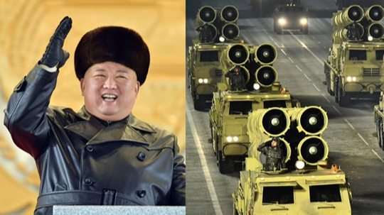 Kim Jong-un welcomes Biden with very dangerous missile in world panic