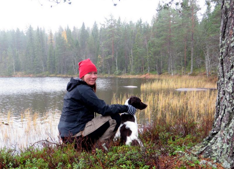 Susanne Lind, Fjällripans blogg