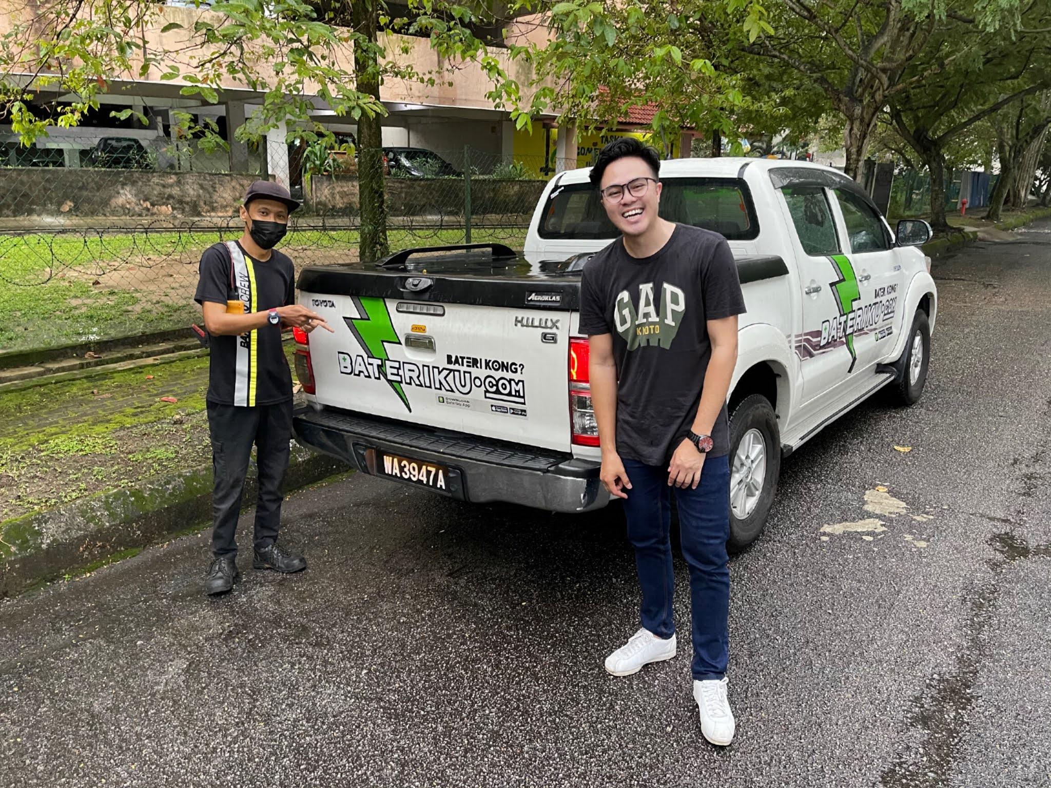Pengalaman beli bateri kereta dengan Bateriku.com dan info mengenai program Bateriku Hero untuk jana pendapatan tambahan