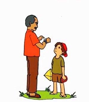 Keterlibatan Orang Tua Dalam Pendidikan Anak