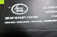 Info: Kreidemarker – 10er Pack neonfarbene Markerstifte. Für Whiteboard, Kreidetafel, Fenster, Tafel, Bistros – 6mm Kugelspitze mit 8 Gramm Tinte