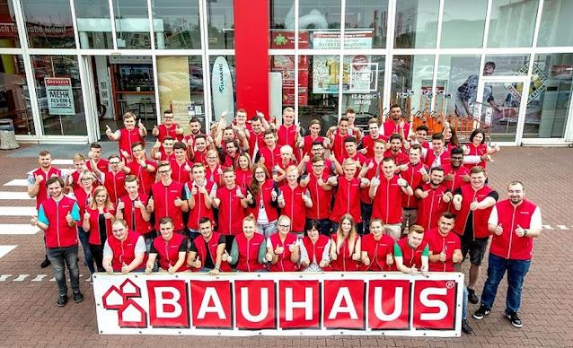 العمل في شركة باوهاوس في المانيا | BAUHAUS Jobs