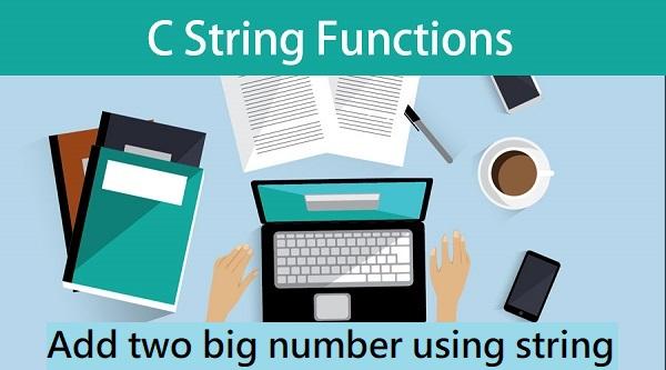 string in C