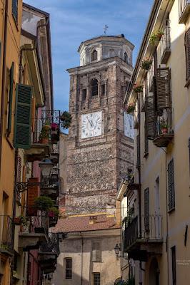 Campanile del Duomo di Cuneo del 1665