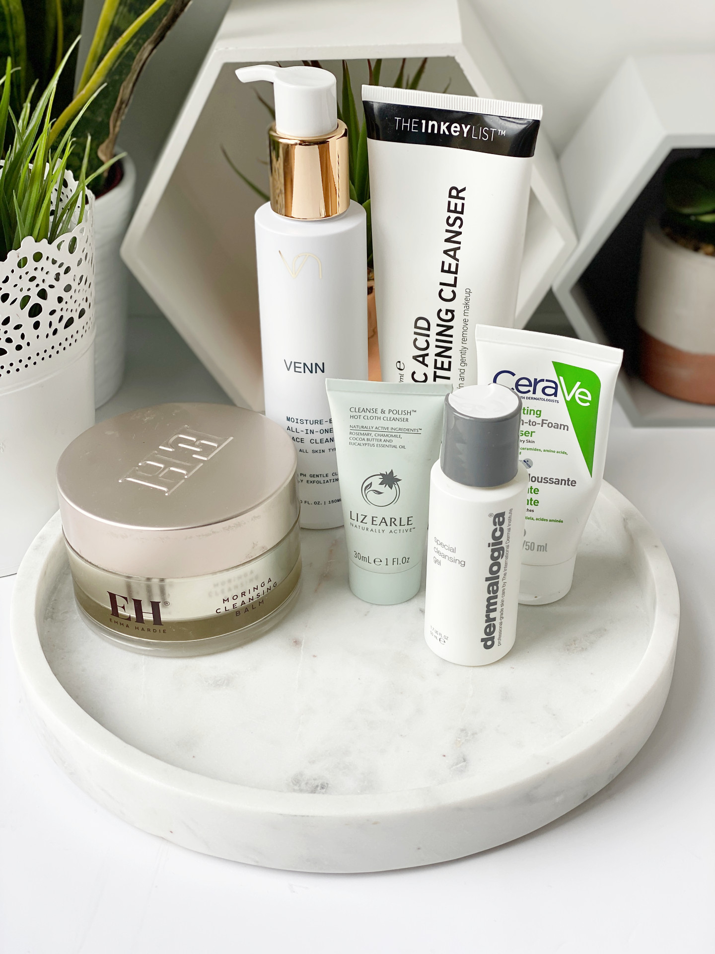 daniellesbeautyblog cleansers review